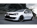 VW Golf 6 M2-Style Front Bumper Extension