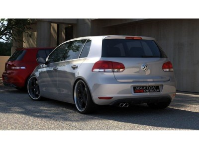 VW Golf 6 Meteor Rear Bumper Extension