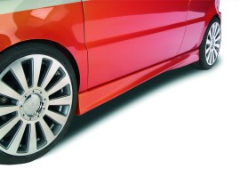 VW Golf 6 NewLine Side Skirts