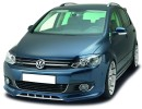 VW Golf 6 Plus Crono Front Bumper Extension
