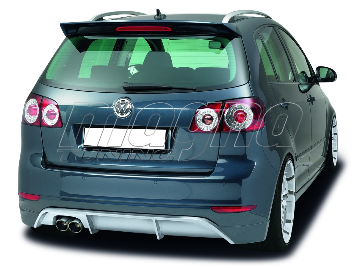 vw golf 6 plus crono rear bumper extension. Black Bedroom Furniture Sets. Home Design Ideas
