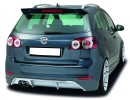 VW Golf 6 Plus Crono Rear Bumper Extension