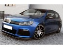 VW Golf 6 R C-Look Front Bumper Extension