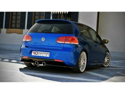 VW Golf 6 R C-Look Rear Bumper Extension
