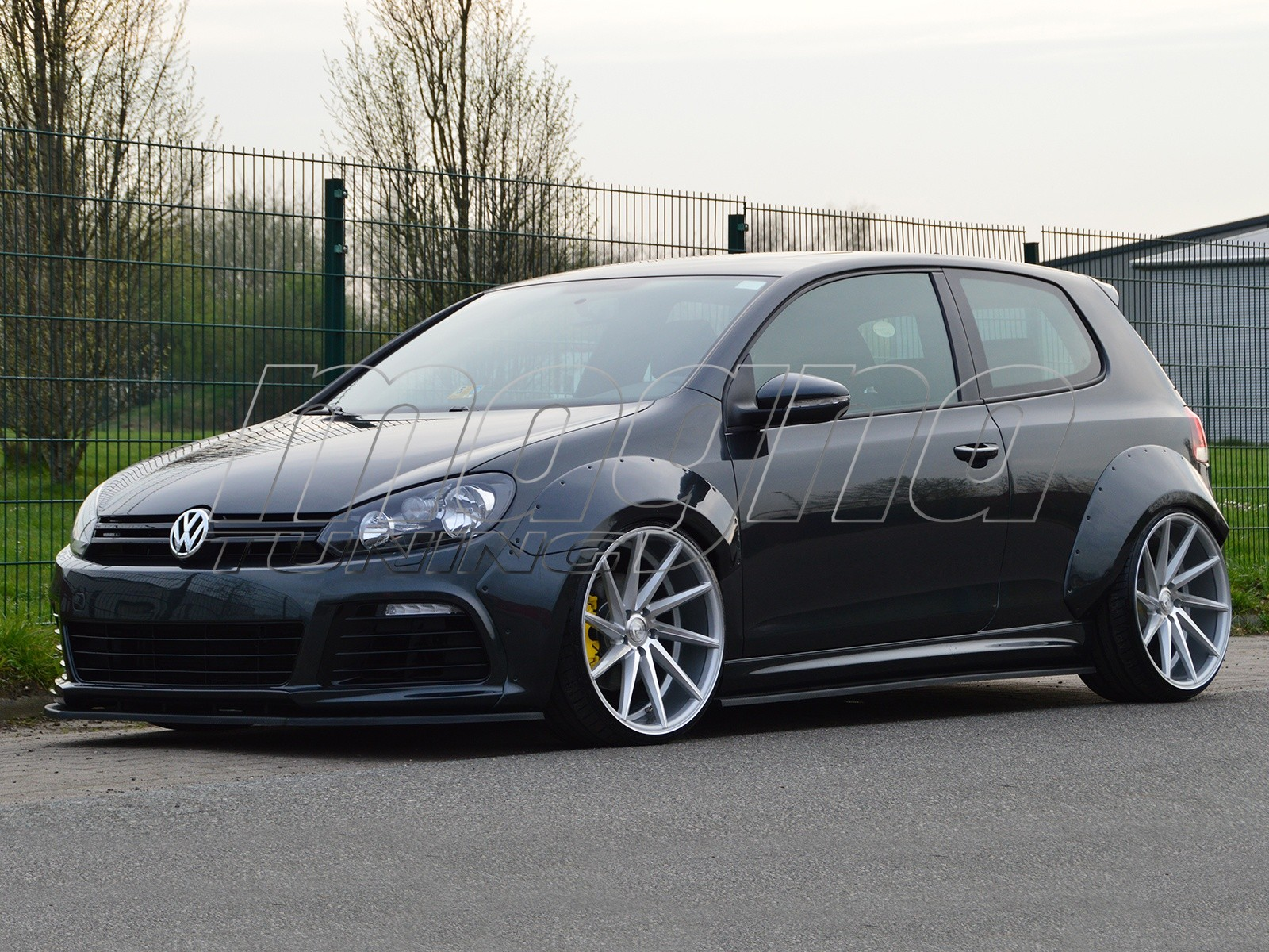 vw golf 6 r liberty look body kit. Black Bedroom Furniture Sets. Home Design Ideas