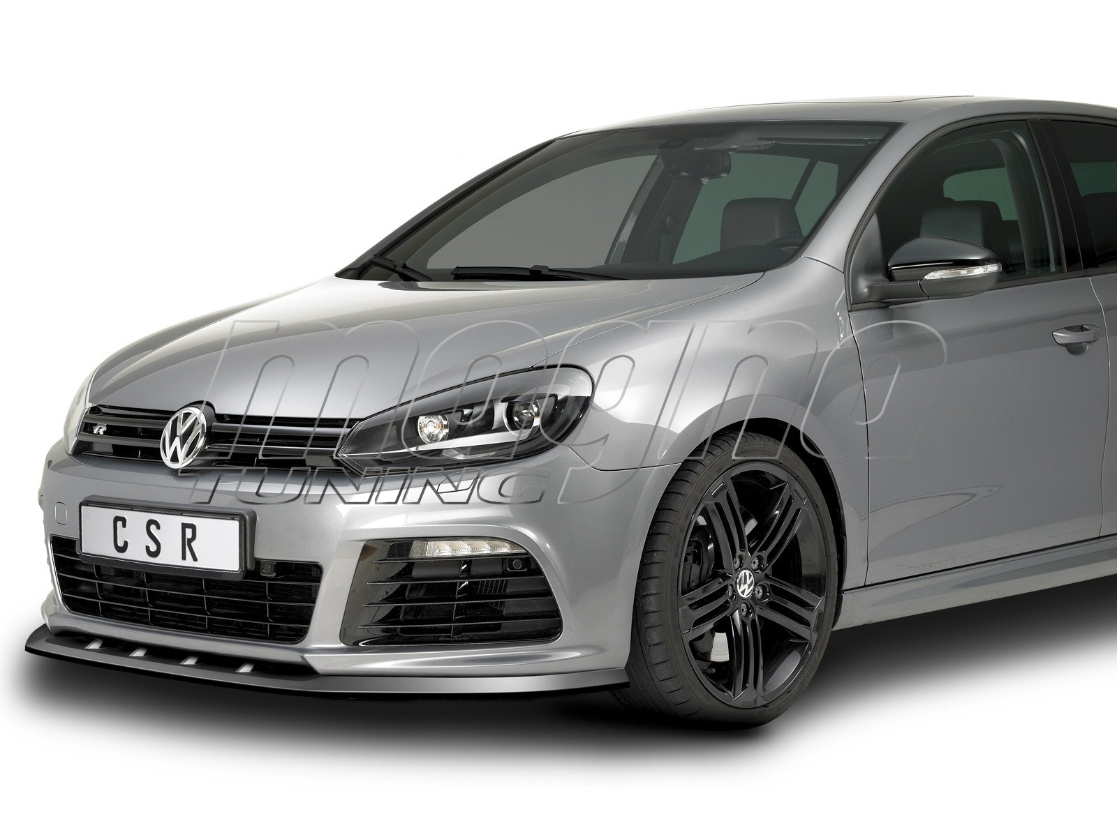 vw golf 6 r line citrix front bumper extension. Black Bedroom Furniture Sets. Home Design Ideas