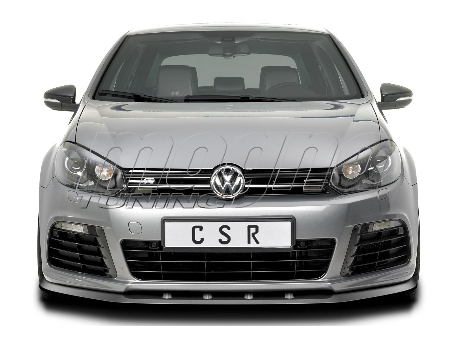 VW Golf 6 R Line Citrix Frontansatz on 2012 vw passat b6