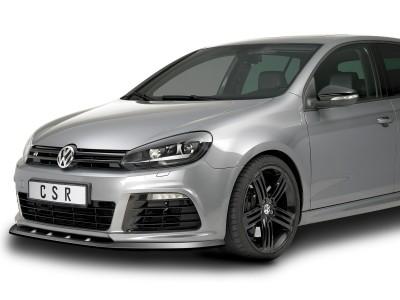 VW Golf 6 R-Line Citrix Frontansatz
