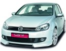 VW Golf 6 R-Line NX Front Bumper Extension