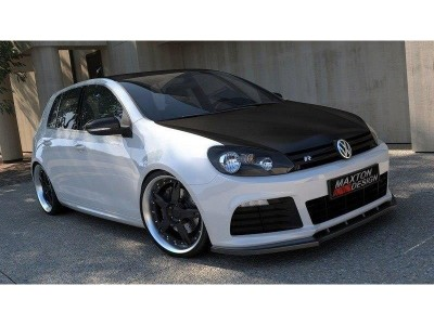 VW Golf 6 R MX Front Bumper Extension