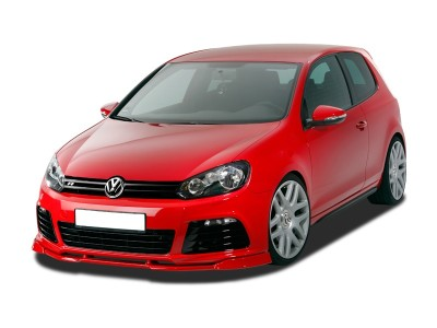 VW Golf 6 R Verus-X Front Bumper Extension