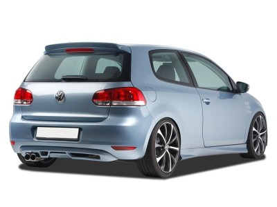 VW Golf 6 R1 Rear Wing