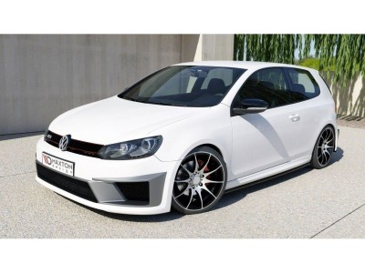 VW Golf 6 R400-Look Front Bumper
