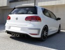 VW Golf 6 R400-Look Rear Bumper