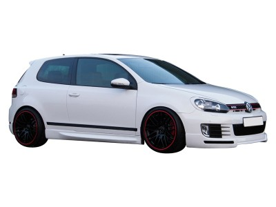 VW Golf 6 RS Front Bumper Extension