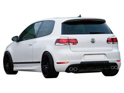 VW Golf 6 RS Heckansatz