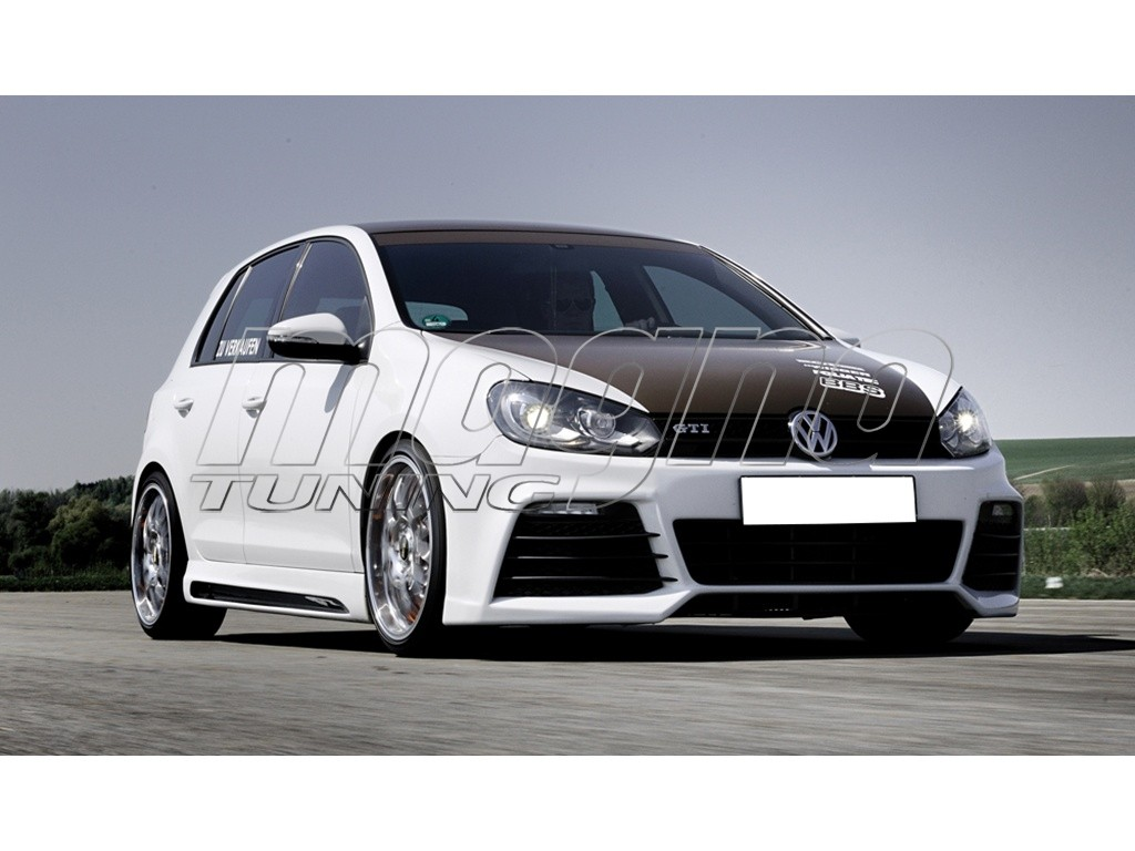 vw golf 6 recto front bumper. Black Bedroom Furniture Sets. Home Design Ideas