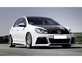 VW Golf 6 Recto Front Bumper