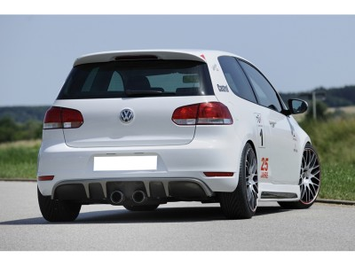 VW Golf 6 Recto Rear Bumper Extension