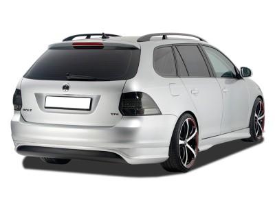 VW Golf 6 Redo Heckansatz