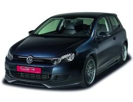VW Golf 6 SFX Front Bumper Extension