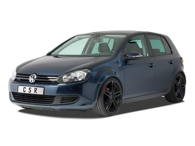 VW Golf 6 SFX Wheel Arch Extensions