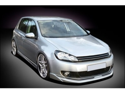 VW Golf 6 SX Front Bumper Extension