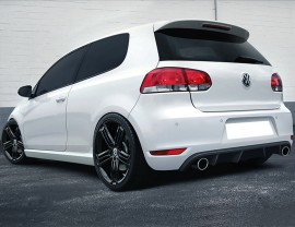VW Golf 6 Sonic Rear Bumper