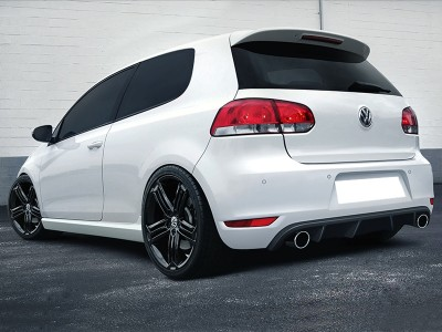 VW Golf 6 Sonic Rear Bumper