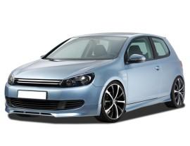 VW Golf 6 Speed Front Bumper Extension