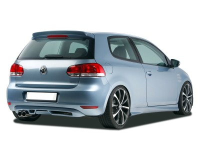 VW Golf 6 Speed Rear Bumper Extension