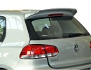 VW Golf 6 Sport Rear Wing