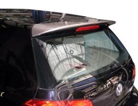 VW Golf 6 Street Rear Wing