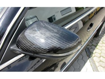 VW Golf 6 Supreme Carbon Fiber Mirror Covers