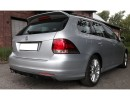 VW Golf 6 Variant Saturn Heckansatz