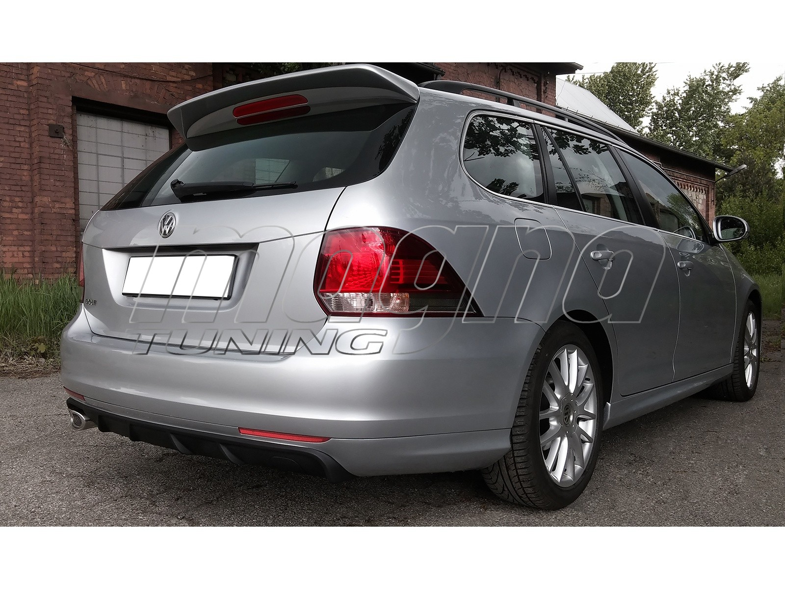 vw golf 6 variant saturn rear bumper extension. Black Bedroom Furniture Sets. Home Design Ideas