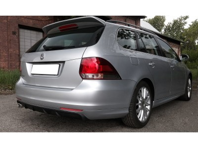 VW Golf 6 Variant Saturn Rear Bumper Extension