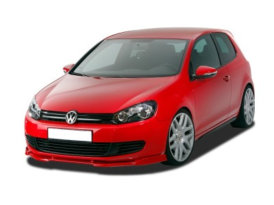 VW Golf 6 Verus-X Front Bumper Extension