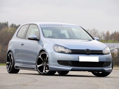 VW Golf 6 Vortex Front Bumper Extension