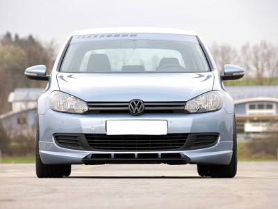 VW Golf 6 Vortex2 Front Bumper Extension