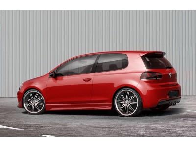 VW Golf 6 Xtreme Seitenschwellern