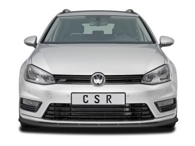 VW Golf 7 Centros Front Bumper Extension