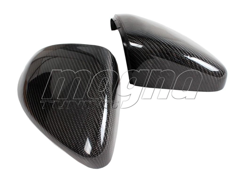 vw golf 7 crono carbon fiber mirror covers. Black Bedroom Furniture Sets. Home Design Ideas