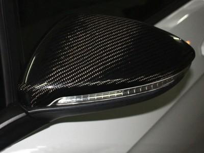 VW Golf 7 Crono Carbon Spiegel Abdeckungen