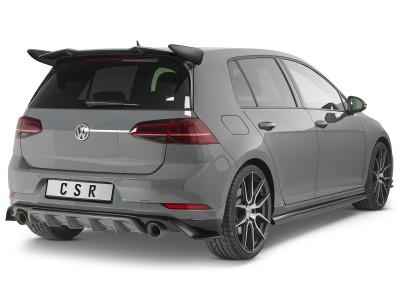 VW Golf 7 Cryo Rear Wing