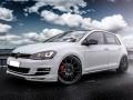 VW Golf 7 Enos Front Bumper Extension