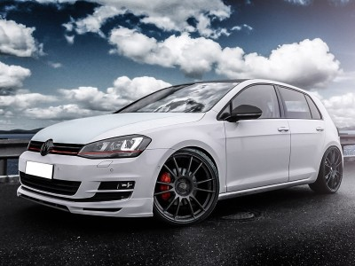 vw golf 7 tuning body kit bodykit stossstange. Black Bedroom Furniture Sets. Home Design Ideas