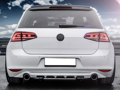 VW Golf 7 Enos Rear Bumper Extension