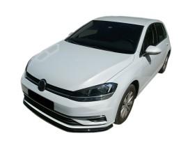 VW Golf 7 Facelift Meriva Front Bumper Extension