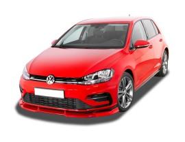 VW Golf 7 Facelift Veneo Front Bumper Extension